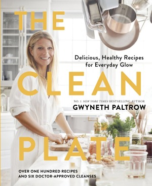 Gwyneth Paltrow's new book.