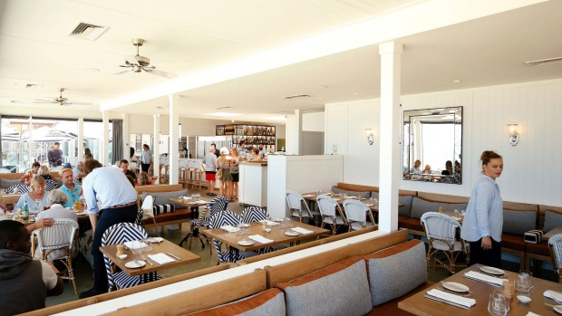 Elwood Bathers is less fine dining than forerunner Sails by the Bay and more all-day hangout.