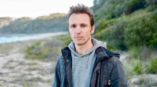 'When I'm at my best, I move round the house, and most often I'll work in the kitchen': Markus Zusak.