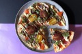 Sashimi pizza, and it's crowdfunded to boot.