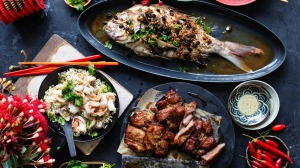 Kylie Kwong's Lunar new year recipes.