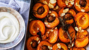 Rescue woolly apricots with this recipe.