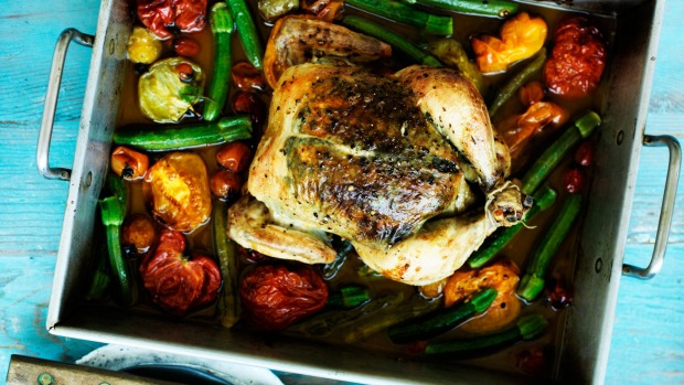 You can cook your roast chicken and eat it too, even if you're only cooking for one.