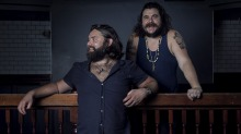 Kenny Graham and Jake Smyth are re-opening the old Basement, at 7 Macquarie Place, Sydney.
