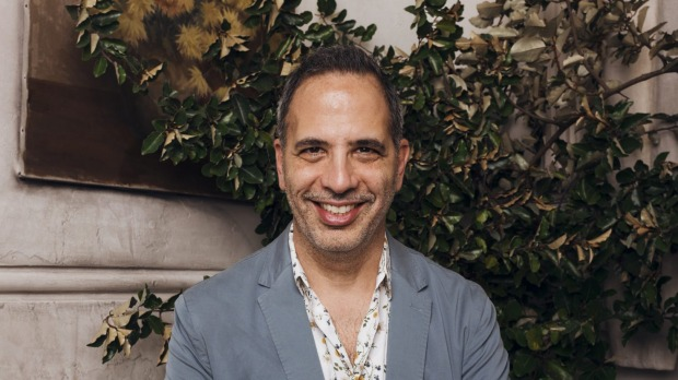 Yotam Ottolenghi : 'It's weird, isn't it? How did this turn into a cultural phenomenon.'
