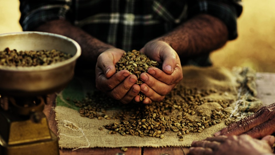 Brazil grows some of the best coffee in the world.