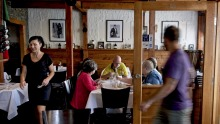 Family restaurant Ercolano feels like it's been there for decades.