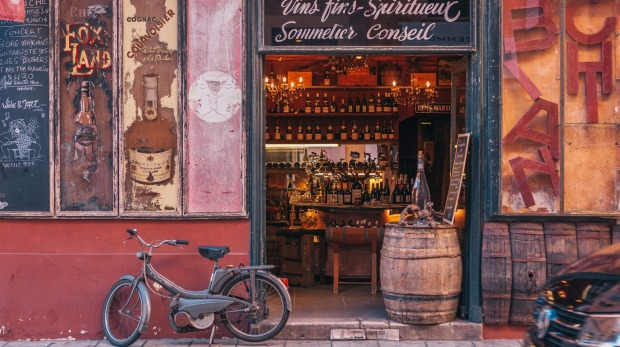 Cave Bianchi, founded in 1860 in the Old Town of Nice, offers tours of the cellar by appointment.