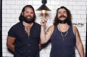 Kenny Graham and Jake Smyth have opened Mary's Underground restaurant at the former Basement site.