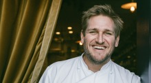 Chef Curtis Stone is headlining the House of Food and Wine at this year's Melbourne Food and Wine Festival.
