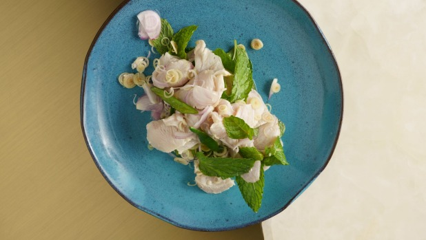 David Thompson left his restaurant Nahm (No.22) to open Aaharn in Hong Kong.