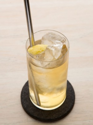 A Walk in the Orchard cocktail is an homage to former bartender Orlando Marzo.