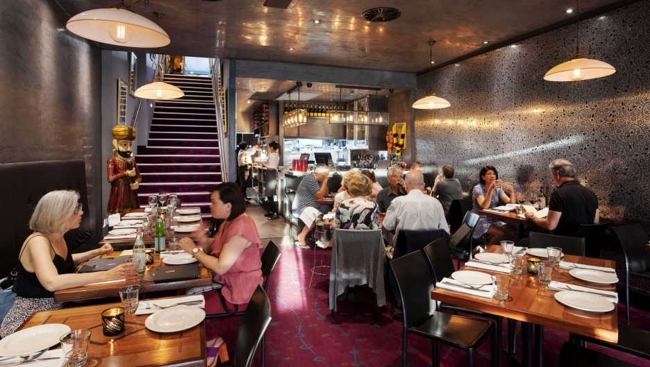 Abhi's silver-walled dining room does little to suggest the kitchen is responsible for some of the most delicious Indian ...