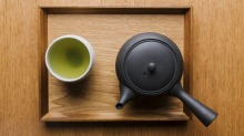 Cafe Monaka takes its Japanese tea service seriously.