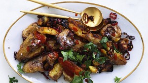 Adam Liaw gives potato wedges a makeover.