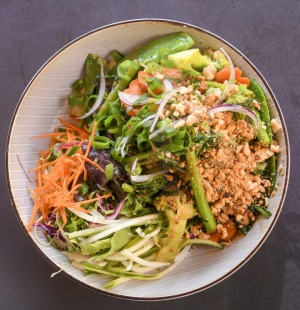 The plant-based pad Viet