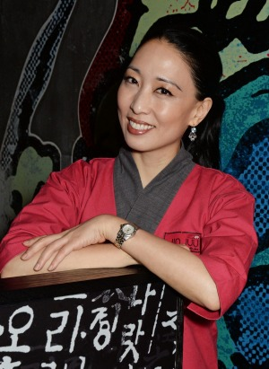 Korean-American chef, author and reality TV star Judy Joo headlines the 2019 Ubud Food Festival.