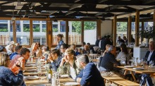 Acre Eatery in Camperdown formed the blueprint for the Brickworks development.