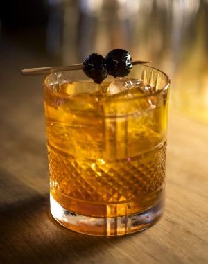 The Amaro Old Fashioned is a rich, delicious take on the whisky classic.