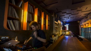 Part bar, part club, part late-night diner, Angel Music Bar defies simple categorisation.