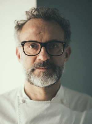 Massimo Bottura: 'God needs beauty to convey its message.'