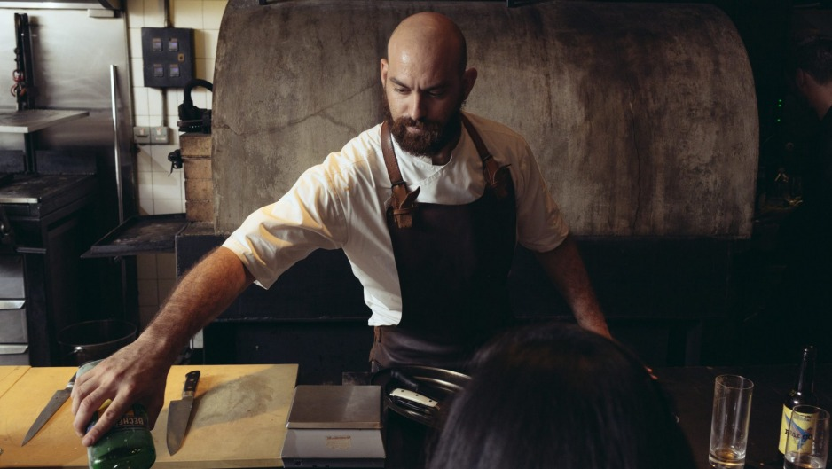 Perth-born chef Dave Pynt is behindSingapore'sBurntEnds.