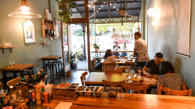 Tiny cafe and wine bar Westwood has been flying under the radar.