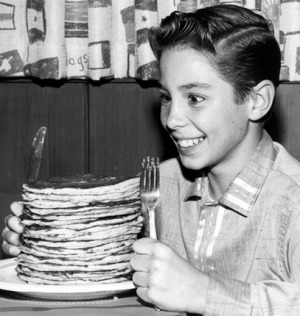 Pancake Parlour has been sating appetites for hotcakes since 1964.
