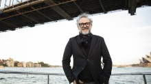 Chef Massimo Bottura seems to be everywhere these days.