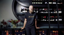 Dee's star Max Gawn is co-owner of East End Wine Bar.