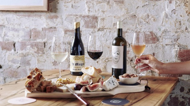 An excellent range of local and world wines, and grazing platters to with them are available at East End Wine Bar.