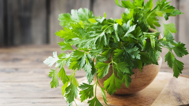 Parsley stalks impart the same fresh, sharp hit of chlorophyll as the leaves.