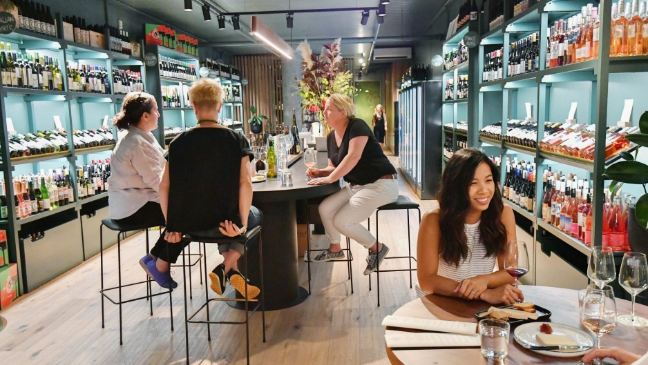Magnum + Queens Wine is now a fully fledged wine bar.
