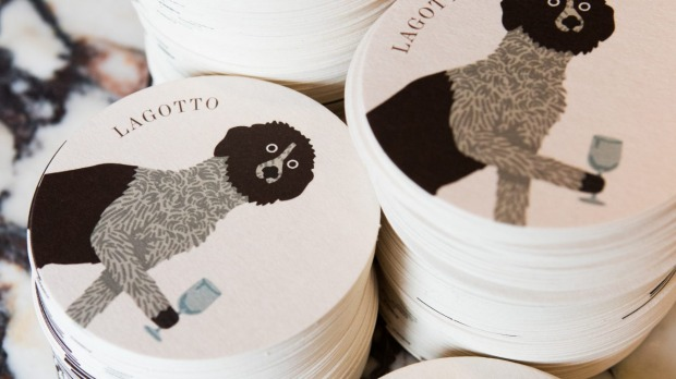 Studio Hi Ho received the Best Identity Design award for its work with Lagotto. 2019.