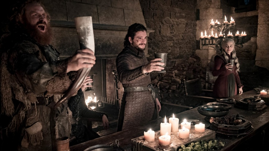 Say cheers to Game of Thrones-inspired whiskey.