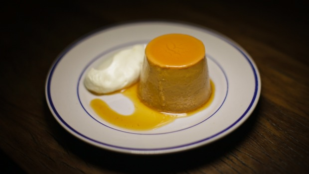 Dulce de leche flan is a favourite with sweet-toothed Argentinians.