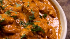 Adam Liaw's butter chicken.