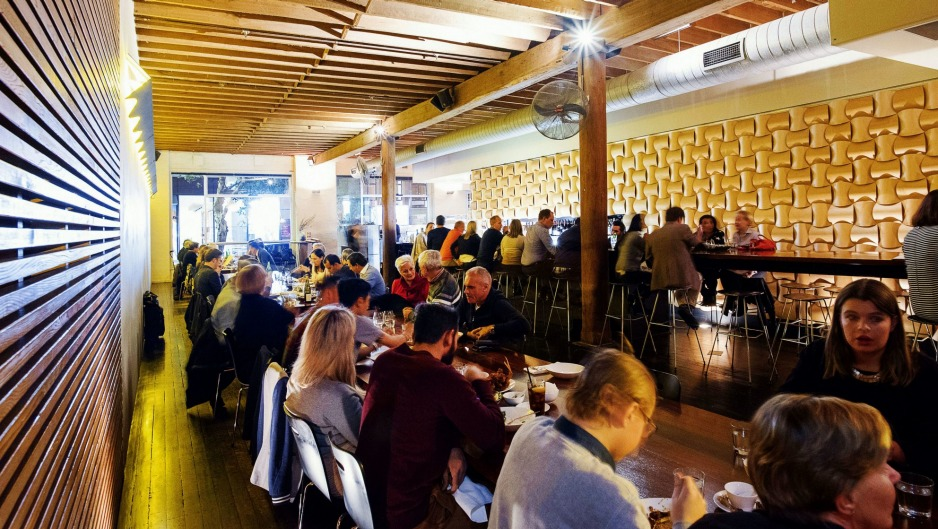 Surry Hills institution Longrain pioneered the industrial look and communal tables.