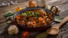 There's more than one way to thicken a stew.