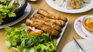 Phu Quoc's spring rolls: get them while they're hot.