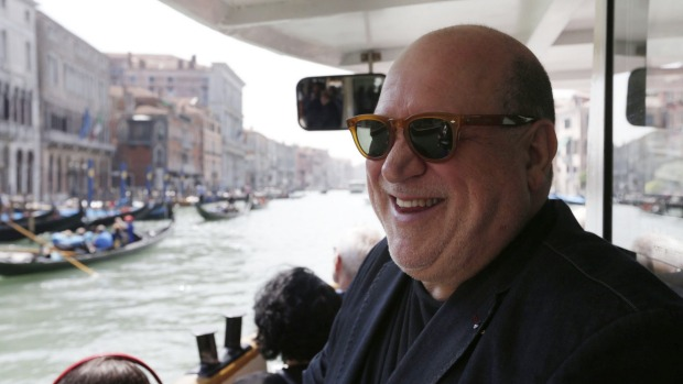 Restaurateur Ronnie Di Stasio prefers the vaporetto (public ferry) to gondolas for getting around Venice's canals.