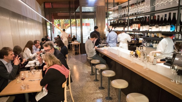 Agostino wine bar has been a long time coming.