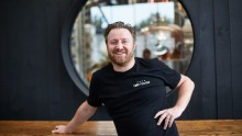 Chef Matt Wilkinson is developing a broad range of new Four Pillars products.