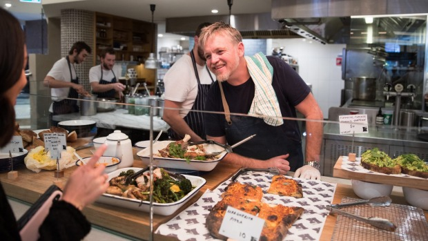 Mike McEnearney's more upscale No. 1 Bent Street has been given a second life with Kitchen by Mike.