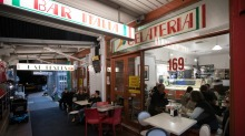 Is Leichhardt's nearly 70-year-old Bar Italia about to give birth to a bub?