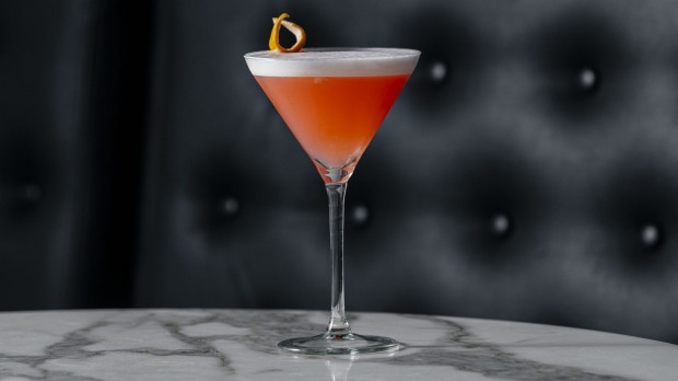 Lupo's cocktail list will show five elevated classics and five house concoctions,