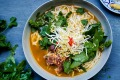 Pho in a flash: This cheat's pho is faster than any delivery app.
