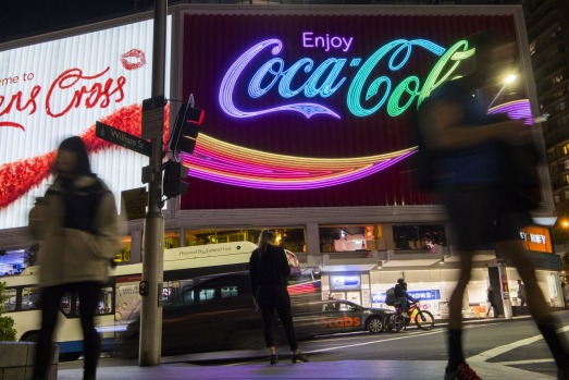 The lockout laws will remain in place in Kings Cross.