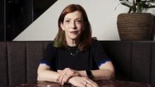 'I never saw my father cook anything, literally ever': American journalist and author Susan Orlean.