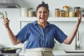 Samin Nosrat, the author of 'Salt Fat Acid Heat' and star of the related Netflix show